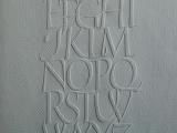 julian-waters-embossed-alphabet